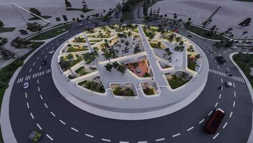 picture of Sarakhs square project